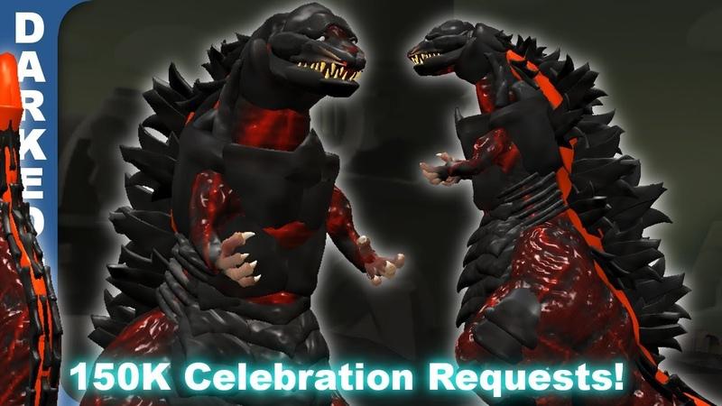 Spore - Shin Godzilla (updated)