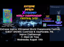 Extreme Improv XStreamed World Championship Festival Guest Shows: Contived Insufferable, PIE, Improv Chatanooga