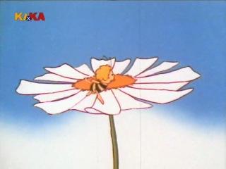 Die biene maja 002 пчелка майя на немецком языке