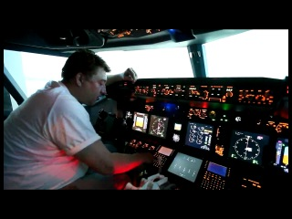 Летчик Лёха о системах самолёта Boeing 737 Next Generation