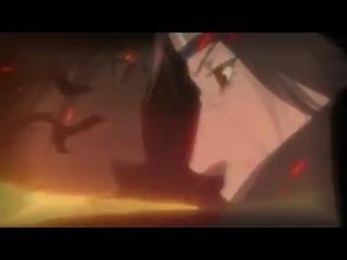 Главная битва братьев Учиха. Итачи против Саске, смерть решит, кто круче!