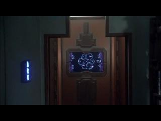 Звездные врата Атлантида Stargate Atlantis 1х13 Горящая зона Hot Zone