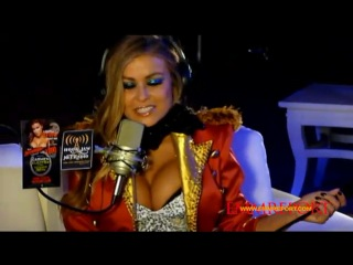 Carmen Electra at the Hustler Erotic Ultra Club- EMMREPORT exclusive