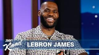 Леброн Джеймс, LeBron James