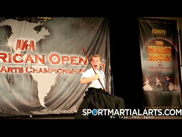 Derek Meegan 13 Under Weapons Grands AKA American Open 2013