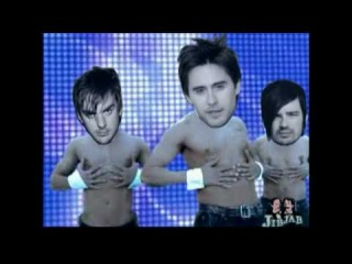 Chippendales - 30 Seconds to Mars