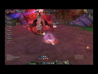 Silkroad Online First Medusa kill Saturn