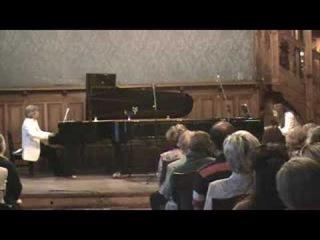 Duo PETROF: Slonimsky/Zatin Dionisia Dance