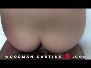 Woodman casting x – denisa heaven (прага, февраль 2010) рыжая девушка на кастенге у вудмана