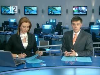 Час новостей Губернатор в Павлоградке 31 10 2011