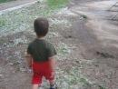 Наш маленький спортсмен Ярик :- 27мая 2012г.