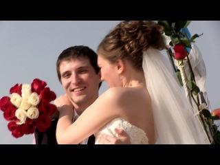 Моменты нашего свадебного дня!