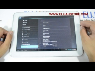 SANEI N79 3G VERSION 7 HD CAPACITIVE SCREEN ANDROID 4 0 DUAL CORE QUALCOMM MSM8865 A9 1 2GHZ TABLET PC WITH 512MB RAM 4GB