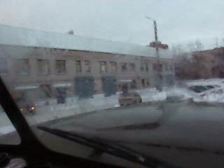 обучение курсантов вождению на грузовом автомобиле в Петрозаводской автошколе