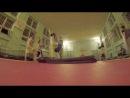Акробатика после тренировки 3 04 2013