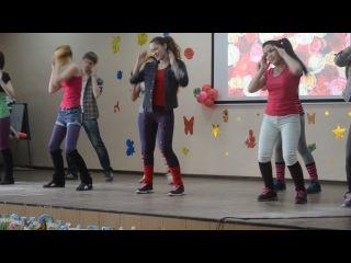 Танец Алины Гумаровой