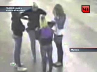 Стрелявшая по дерущимся в московском метро студентка Лоткова приговорена к трем годам лагеря