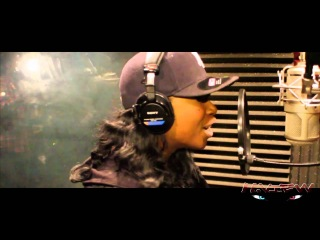 CHYNA BLACK F**K with Me(off NAS Ether beat) in studio