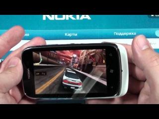 Обзор Nokia Lumia 610 - мифы и реальность Tango