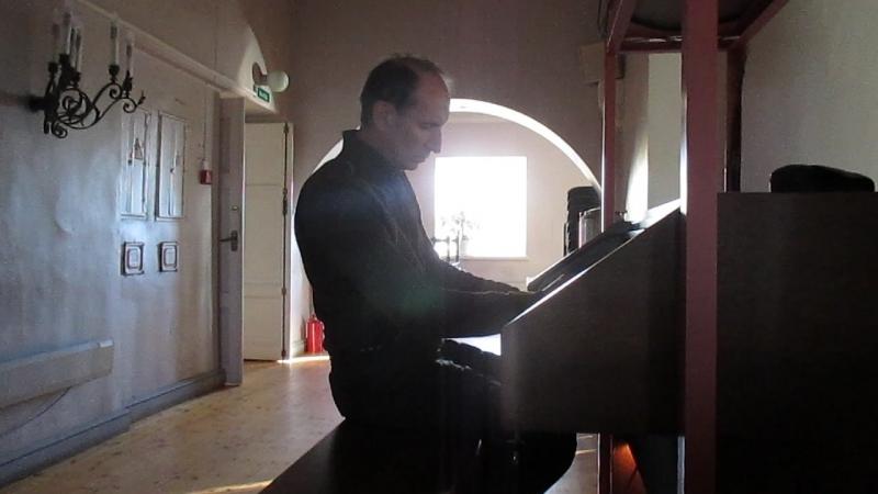 1685 1750 Christe du Lamm Gottes BWV 619