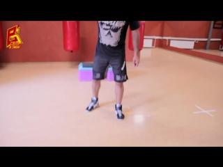 Тренировка скорости, выносливости и координации ног. Boxing. Improve speed, endurance and footwork.