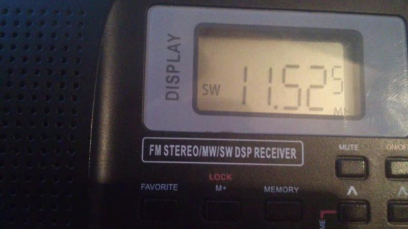 11520 kHz EWTN WEWN Vandiver Alabama USA ~8052km