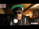 Stormin Fill Up Your Grinder Freestyle @StorminMC Grime Report Tv
