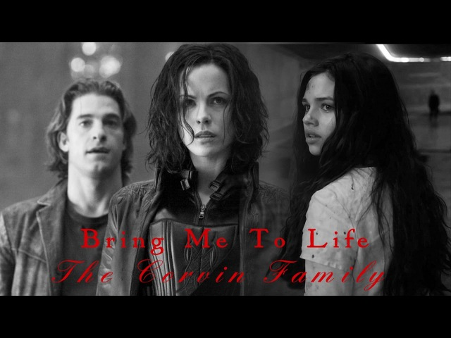 Bring Me To Life The Corvin Family Underworld
