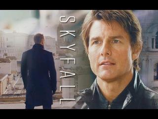 James Bond X Ethan Hunt    Skyfall (Crossover Fanvid)