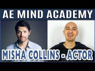 Misha Collins - Supernatural Actor Interview w/ Superhuman, Luis Angel | GISHWHES, Acting, & More