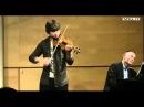 Alexander Rybak Hungarian Dance by Brahms on Barrat Due Academia exam concert 07 06 2012