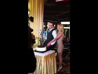 ➤ Exclusive Video! Britney and Jason's Las Vegas Engagement Party