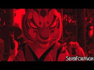 Master Tigress Tribute - Whisper AMV - Evanescence - Red/Black Effects