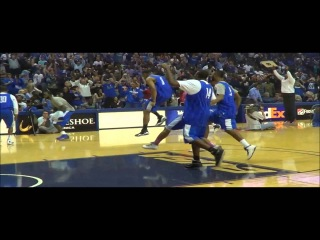 TFB::Dunks:: DJ Stephens SHUTS DOWN Memphis Madness (Best Madness Dunks of 2012)