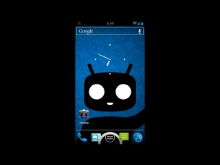 FireDroid 1.4 review on Xperia Sola