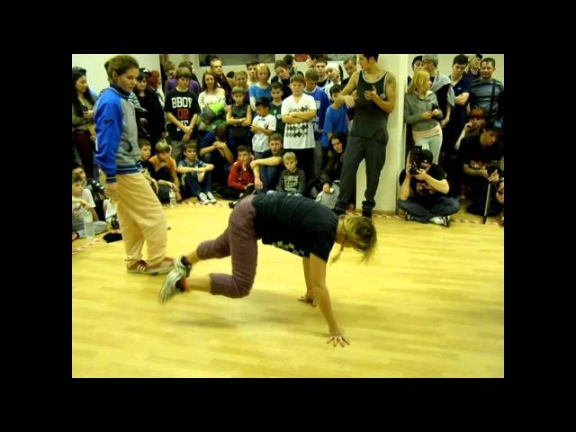 Some nice session 2 B Girl Svetovski B Girl LeRok