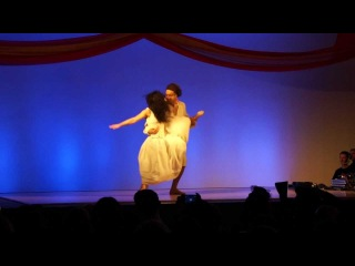 Evelyn Magyari & Xandy Liberato, the best show at London Zouk Fest 2013-03-02 [HD]
