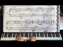 Nino Rota - Romeo And Juliet (1968) Theme - Piano Tutorial