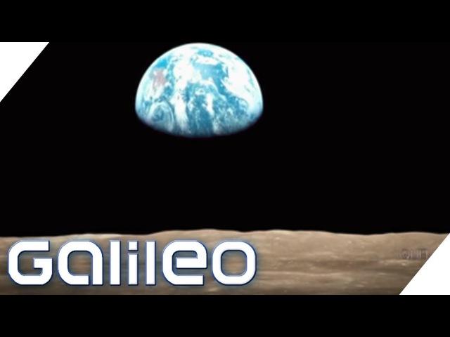 Flatearther Die Erde ist eine Scheibe Galileo ProSieben