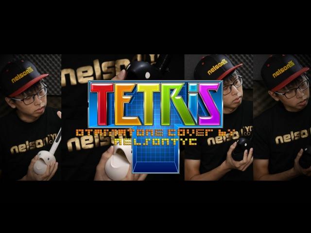 Tetris Theme Otamatone Cover by NELSONTYC