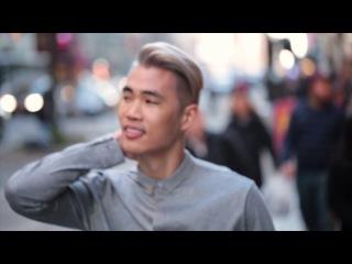 #HairHack: From Dark Brown Hair to Platinum Blonde Hair | Matrix