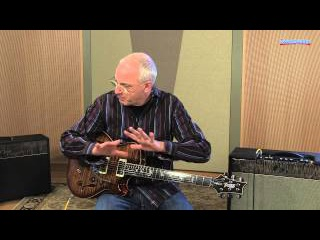 PRS Neal Schon LTD Private Stock #3749 Semi-hollowbody Electric Guitar Demo - Sweetwater Sound
