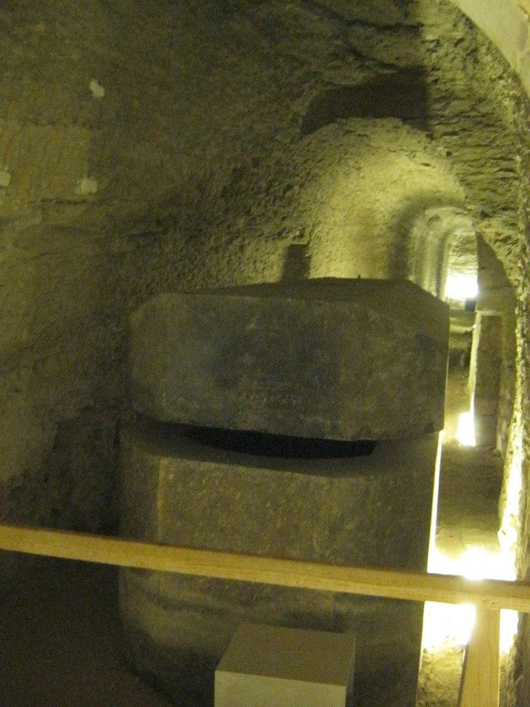 "кладбище ""Серапеум"" для жертв коронавируса"