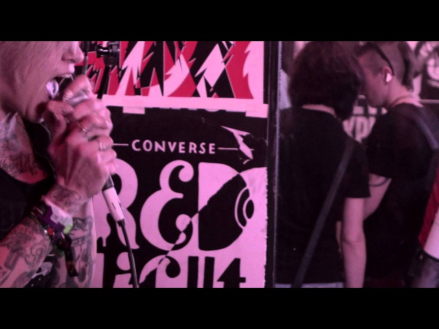 YOUTH CODE First Last - Converse Red Light Sessions