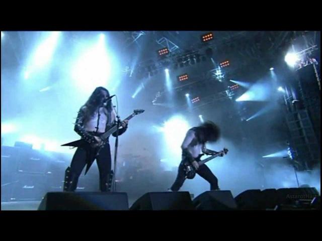 Immortal Tyrants live Wacken Open Air 2007 HD
