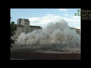 Top 30 best implosions explosion compilation --best building demolition compilation