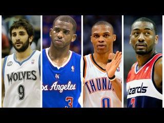 NBA Top 10 Passers of 2014 - 2015 Season