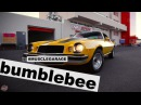 MUSCLEGARAGE Бамблби (Chevy Camaro 1975 review)