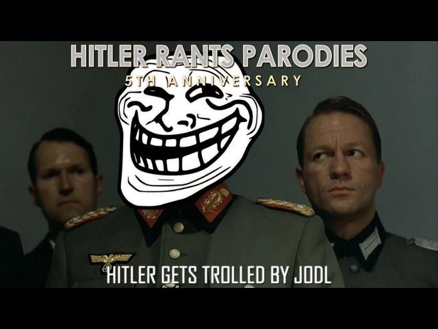 Hitler gets trolled by Jodl