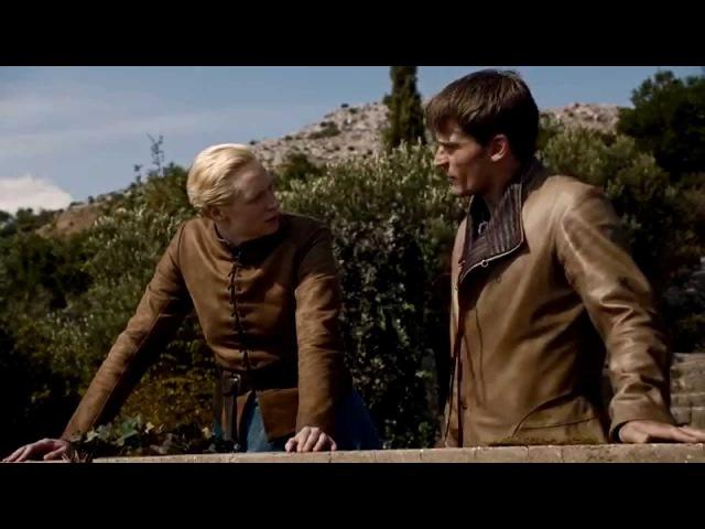 Игра Престолов 4 сезон Смешные дубли со съёмок на русском
